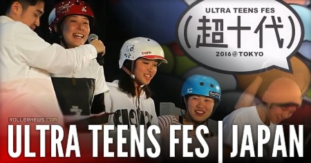 Ultra Teens Festival (Japan, 2016): Stage Clips