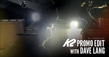 K2 Skate | The Unnatural - Promo Edit with Dave Lang (Woodward, 2016)