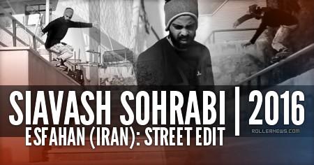 Siavash Sohrabi (21, Iran) - USD Seven and Lonely Days