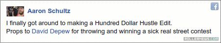 Hundred Dollar Hustle 2016 (Chicago)
