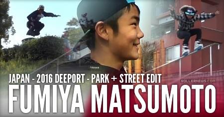 Fumiya Matsumoto (Japan): Deeport Edit (2016)