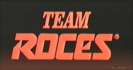 Team Roces 1996 - Rare VHS