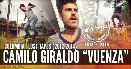 Camilo Giraldo Vuenza (32): Lost Tapes (2012-2014)