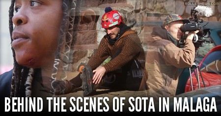 Behind the scenes of SOTA in Malaga