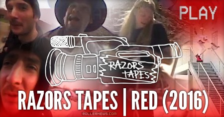 Razors Tapes: Red Final (2016)