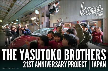 The Yasutoko Brothers (Japan): YB21TH Vol. 1