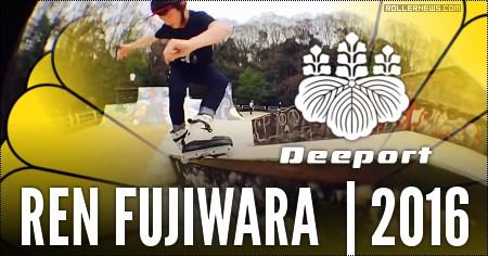 Ren Fujiwara (17, Japan): Deeport Park Clips