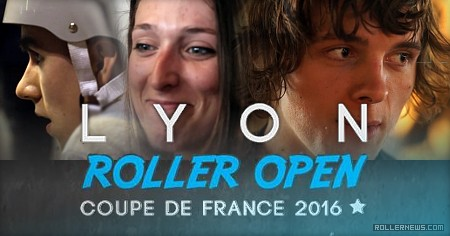 Lyon (France) Roller Open 2016