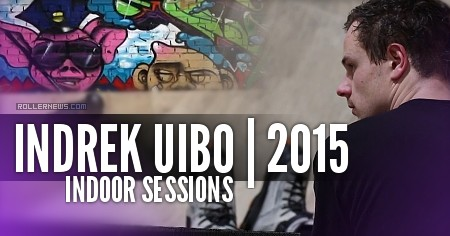Indrek Uibo (Estonia) | Indoor Sessions (2015)