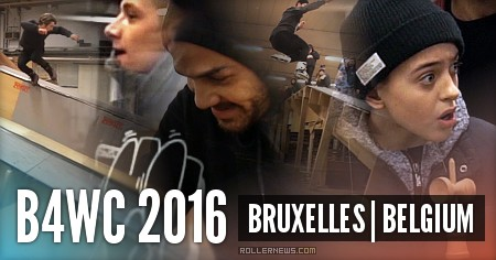 B4WC 2016 (Bruxelles, Belgium) by Mihai Bivol