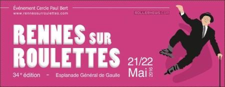 Rennes sur Roulettes (2016, France)