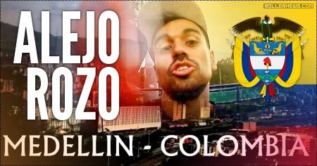 Alejo Rozo: Colombia Road Trip (2016)