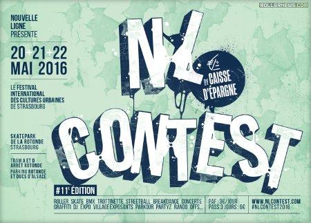 Nouvelle Ligne - NL Contest 2016 (Strasbourg, France) - Results
