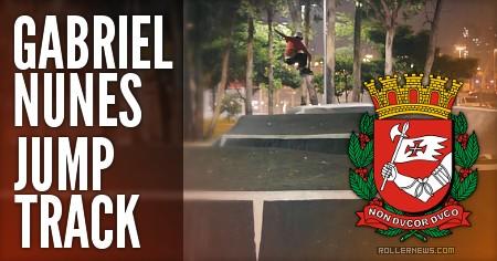 Gabriel Nunes (Brazil): Jump Track in Sao Paulo