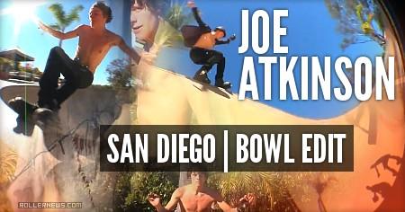 Joe Atkinson: San Diego Bowl Edit (2016)