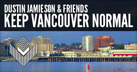 Dustin Jamieson & Friends: Keep Vancouver Normal