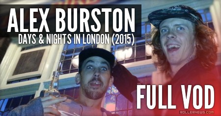 Alex Burston: Days & Nights in London (2015) VOD