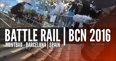 Battle Rail BCN (2016): N3V3RL4ND Prod Edit + Results