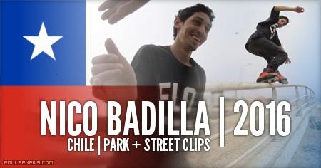 Nico Badilla (Chile): 2016 Edit by Jose Joaquin