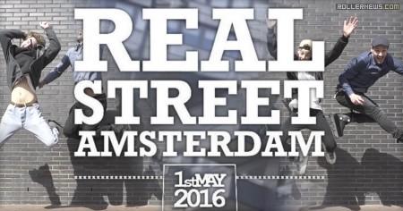 Real Street Amsterdam 2016