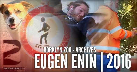 Eugen Enin (Germany) | Borklyn Zoo – Archive 3 (2016)
