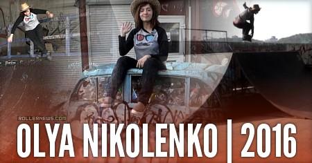 Olya Nikolenko (Ukraine): Western Clips (2016)
