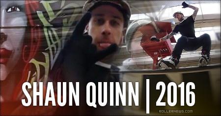 Shaun Quinn (27, UK): 2016 Edit