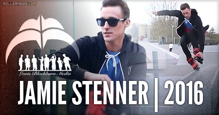 Jamie Stenner (UK): Chill Park Edit
