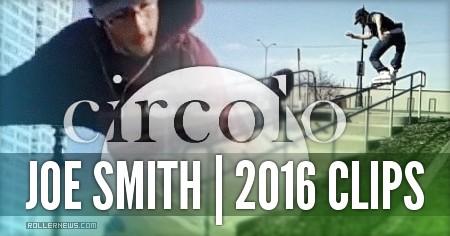 Joe Smith: Circolo (2016) Phone Clips, Instagram Edit