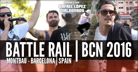 Battle Rail BCN (Spain, 2016): Official Edit