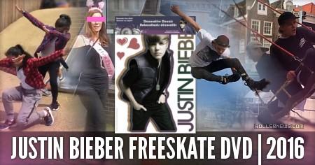 Justin Bieber Freeskate Dvd (2016) by Levi van Rijn