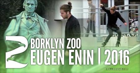 Eugen Enin (Germany) | Borklyn Zoo – Archive 4 (2016)