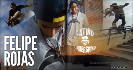 Felipe Rojas (Chile): Latino Undergrind Stylo (2016)
