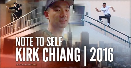 Kirk Chiang: Note To Self, Profile (2016)