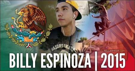 Billy Espinoza (Mexico): MNT Edit (2015)