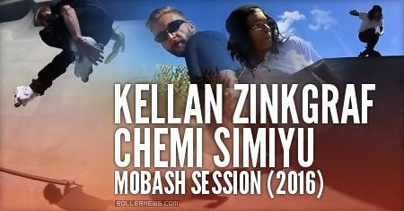 Chemi Simiyu & Kellan Zinkgraf: Mobash Session (2016)