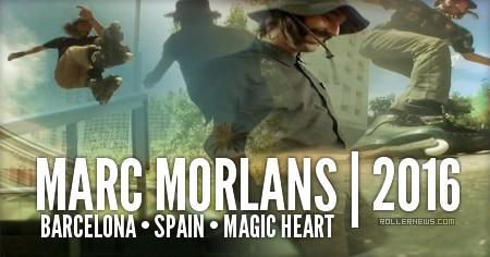 Marc Morlans (Barcelona, Spain): Magic Heart (2016)