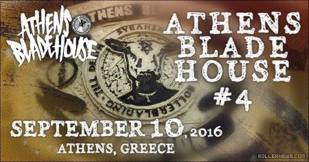 Athens Blade House 2016 (Greece)