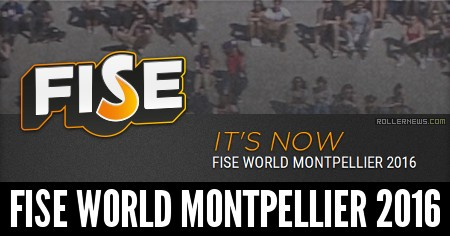 Fise World Montpellier 2016
