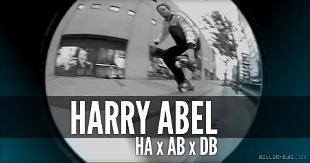 Harry Abel: HA x AB x DB (2016)