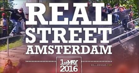 Real Street Amsterdam 2016: Edit by Daniel Enin