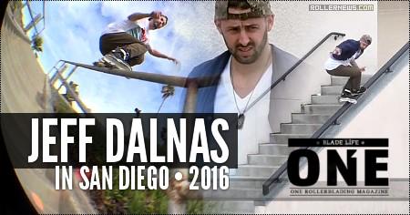 Jeff Dalnas in San Diego (2016): One Mag, Edit
