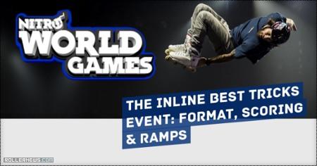 Nitro Circus: The Inline Best Tricks Event