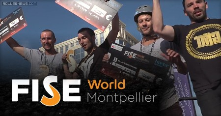 Fise World Montpellier 2016: Reports + Clips
