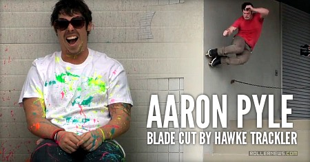 Aaron Pyle: Blade Cut by Hawke Trackler
