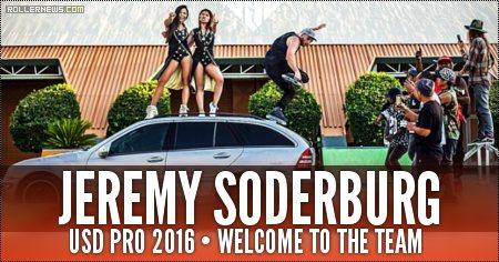 Jeremy Soderburg - USD Pro 2016