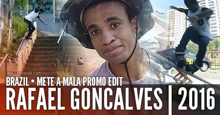 Rafael Goncalves (Brazil): Edit by Felipe Zambardino
