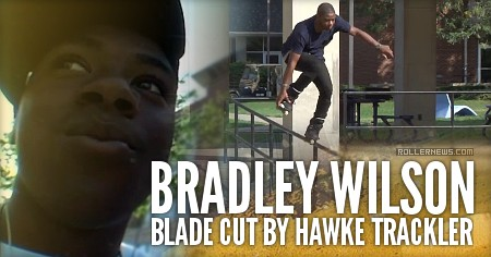 Bradley Wilson: Blade Cut by Hawke Trackler