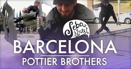 BROTHERHOOD By Regis & Antony Pottier (BCN, 2016)