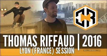 Thomas Riffaud (France): CNR Clips (2016)